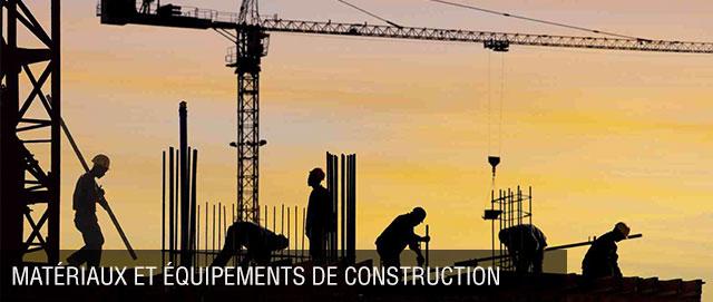 matériaux-et-équipements-de-construction